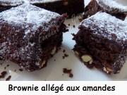 Brownie allégé aux amandes Index DSCN6889_27009