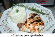 Côtes de porc gratinées Index - DSC_6974_4805