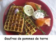 Gaufres de pommes de terre au saumon fumé Index IMG_5430_33311