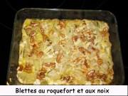 Gratin de blettes au roquefort et aux noix Index - fevrier 2009 089 copie