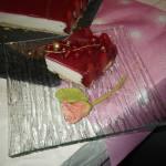 à vous de jouer Anne-marie Do 12.04.14 Cheesecake fraise-chocolat Photo 064