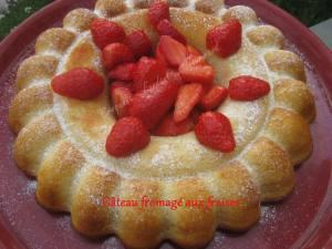Gâteau fromagé aux fraises IMG_5394_33208