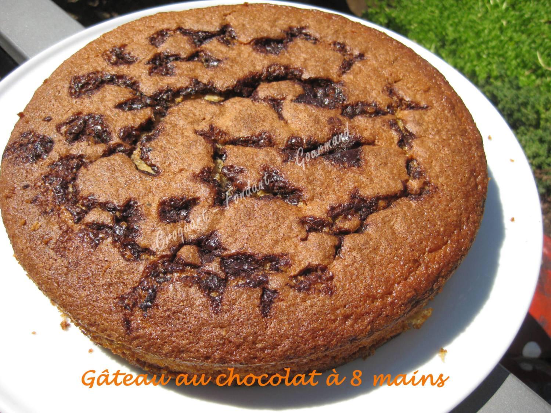 Gâteau au chocolat à 8 mains IMG_5883_34674