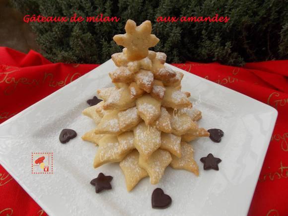 Gâteaux de milan aux amandes CV DSCN6145