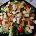 à vous de jouer Salade Cesar ma Lolo P1060456