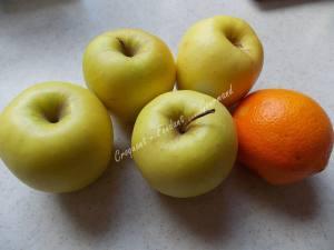 Pomme dorée-caramel orange DSCN6417