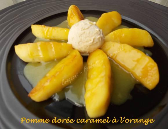 Pomme dorée-caramel orange DSCN6447