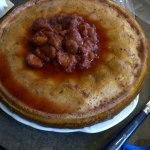 à vous de jouer gâteau fromage aux fraises croquant gourmand Risoue