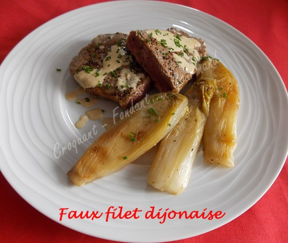 Faux filet dijonnaise DSCN7188