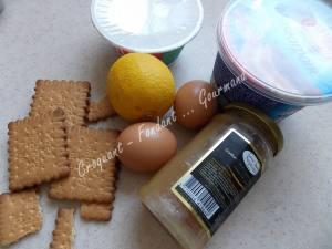 Cheesecake citron-framboise DSCN7673