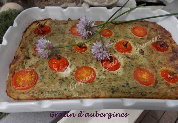 Gratin d'aubergines DSCN8070