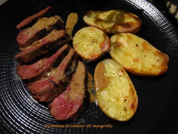 pommes primeurs et magrets  IMG_6356