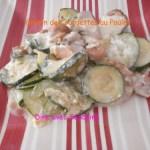 Cassolettes courgettes-poulet à vous de jouer Dîne avec Sandrine gQ8GftQTWGVMpUNAg1ZV74ksTAw@500x375