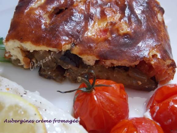 Aubergines crème fromagée DSCN9583