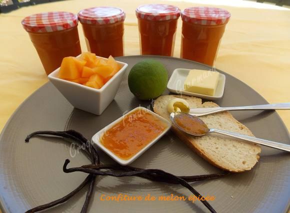 Confiture de melon épicée DSCN9694