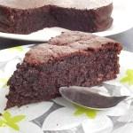Gâteau choco-ribot à vous de jouer cuisiner et papoter dscf3838