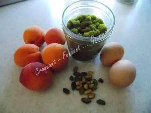 Tarte abricot-pistache DSCN8957