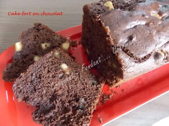 Cake fort en chocolat DSCN9824