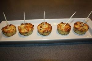 Défi culinaire 7 Vouchées de Pommes de terre champêtres Les petits plats de Christopher  img_3375