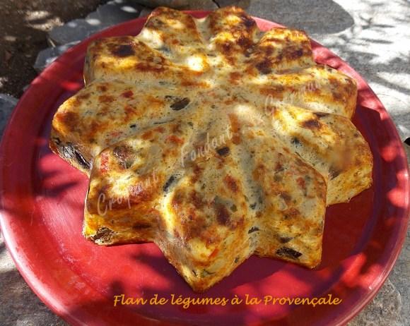 Flan de légumes à la Provençale DSCN0206