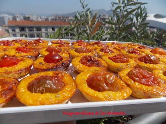 Mignardises à la tomate DSCN9245