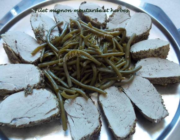 Filet mignon moutarde et herbes DSCN0015