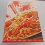 Livre Recettes de pâtes DSCN0633