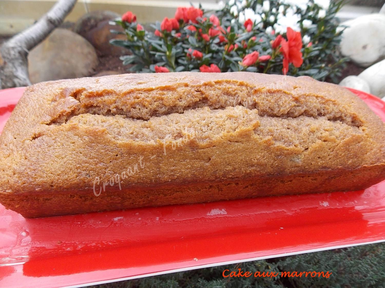 Cake aux marrons DSCN1803