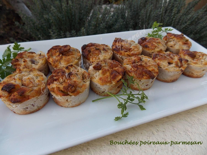 Bouchées poireaux-parmesan  DSCN1422
