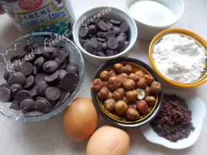 Brownies café-marron DSCN6674