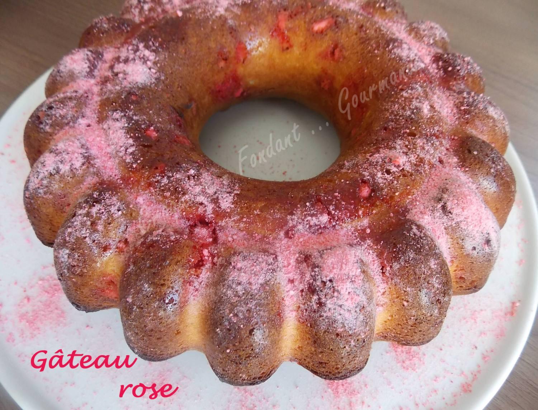 Gâteau rose DSCN6594