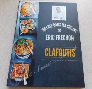 Livre Clafoutis Éric Fréchon DSCN3063