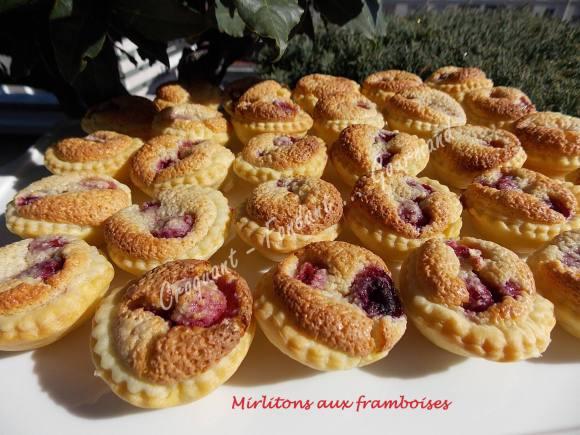 Mirlitons aux framboisesDSCN2919