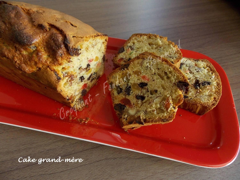 Cake grand-mère DSCN3861