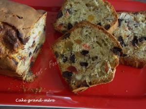 Cake grand-mère DSCN3864