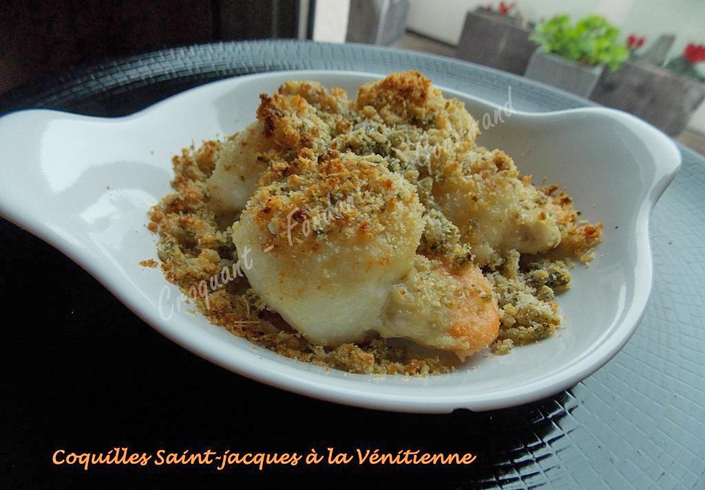 Coquilles Saint-jacques à la VénitienneDSCN3634 (Copy)