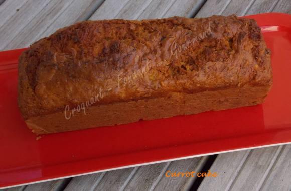 Carrot cake DSCN4586