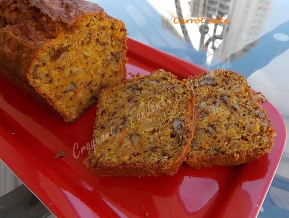 Carrot cake DSCN4588