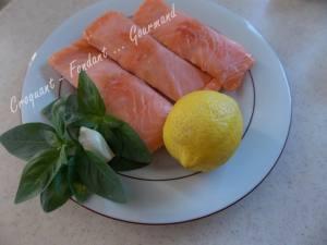 Dos de saumon au basilic DSCN3926