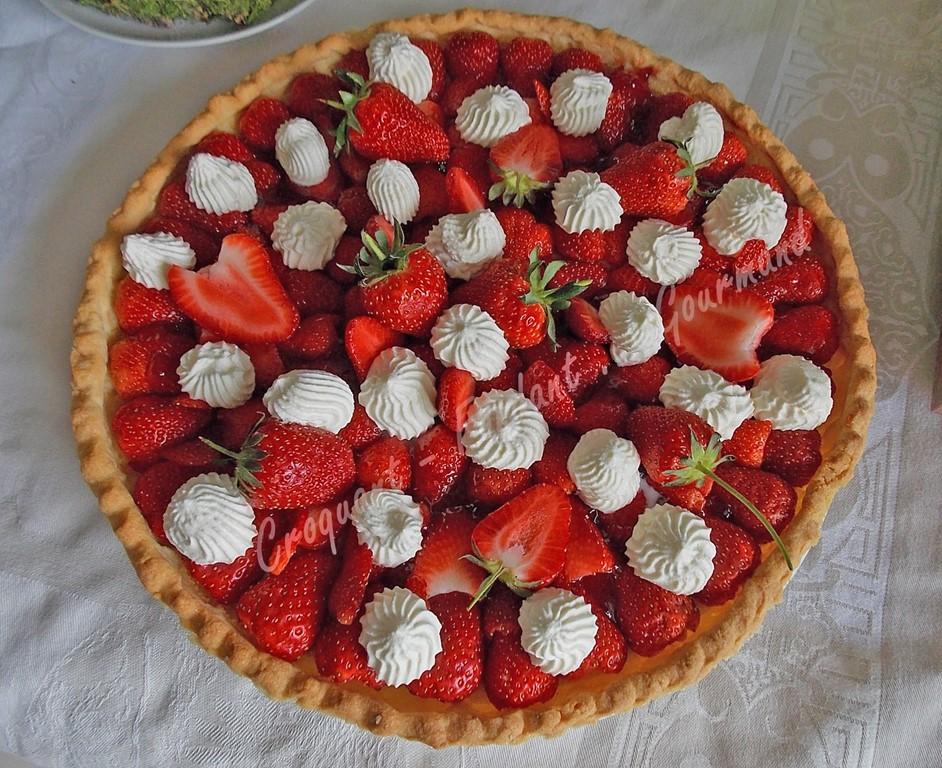 tarte aux fraises à la crème d'amandes DSCN4078 R (Copy)