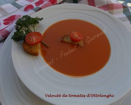 Velouté de tomates d'Ottolenghi DSCN4486