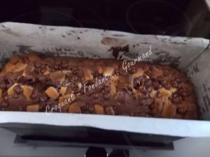 Cake chocolat-pâte d'amandes DSCN5090