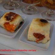Clafoutis aux tomates cerises DSCN5420