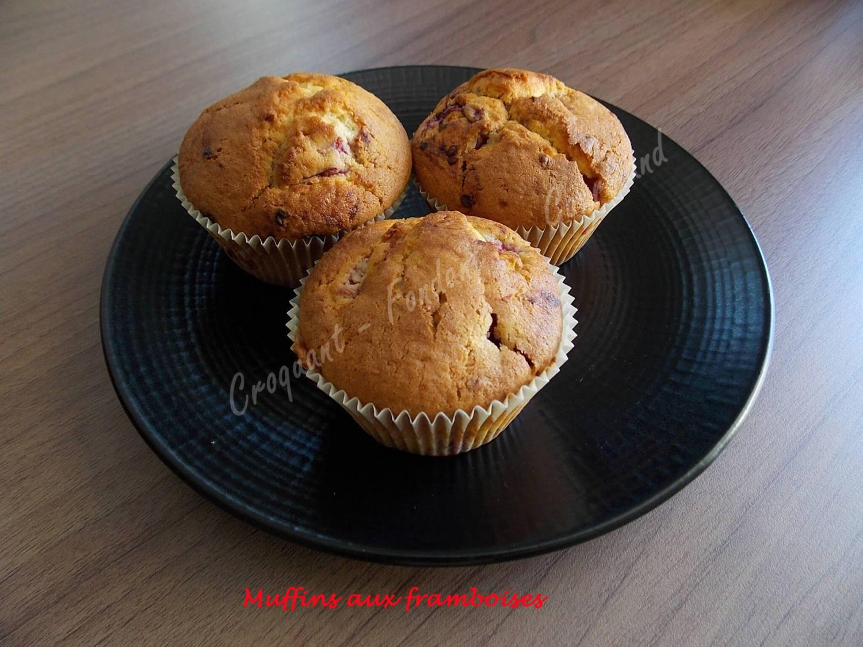 Muffins aux framboises DSCN5723