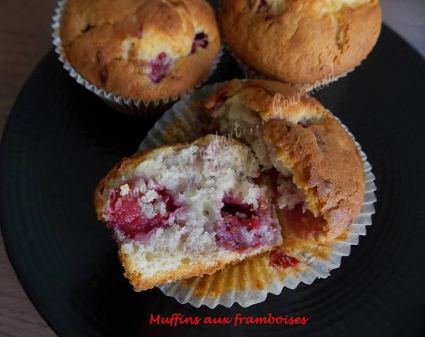 Muffins aux framboises DSCN5725