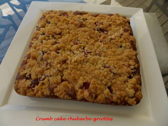 Crumb cake rhubarbe-griottes DSCN5952