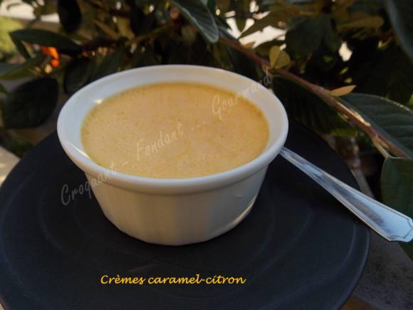 Crèmes caramel-citron DSCN6103
