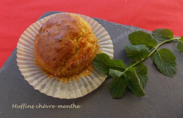 Muffins chèvre-menthe DSCN5916