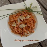 Pâtes sauce ricotta R DSCN9621 (Copy)