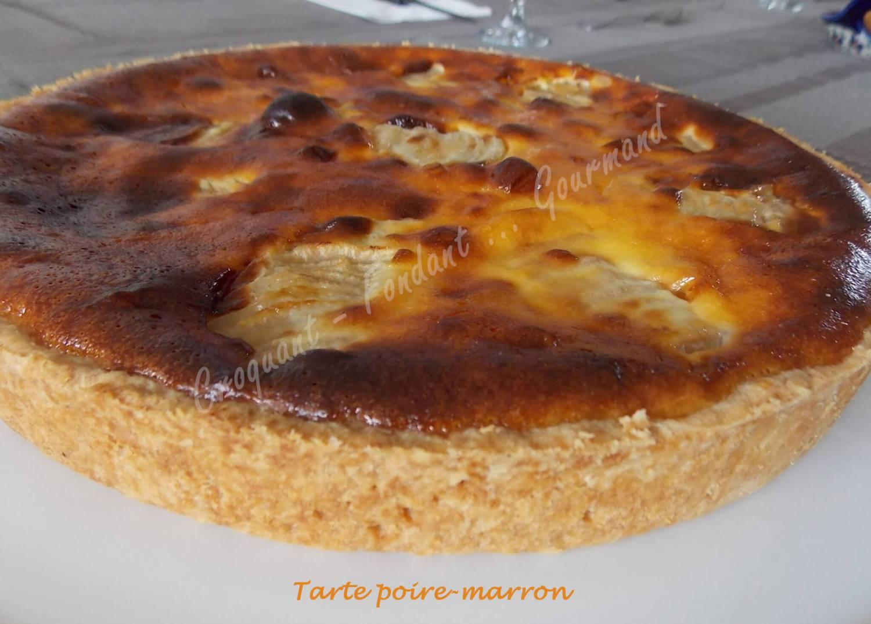 tarte-poire-marron-dscn7715